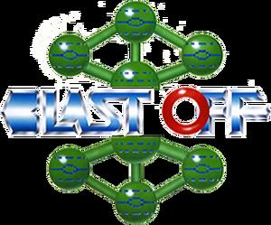 Blast off logo by ringostarr39-d7obihk