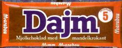Dajm logo 1986