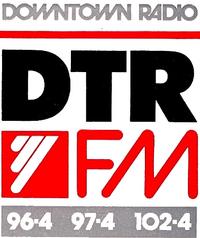 Downtown Radio 1989