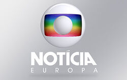 Globo Notícia Europa 2015