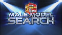 The Price is Right Male Model Search