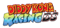 Diddy Kong Racing DS logo