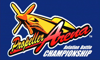 Propeller arena top