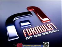 Fórmula 1 GP do Brasil na Globo 2011
