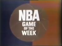 NBA on ABC 1970 1971