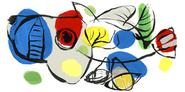 90th Birthday of Karel Appel (25.04.11)