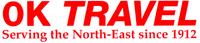 OK Travel logo 1991