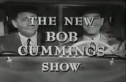 The New Bob Cummings Show