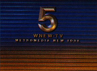 WNEW 5 1985