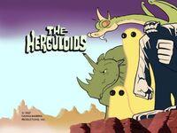 HERCULOIDS TITLECARD