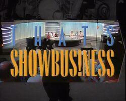 Thats showbusiness 1990a