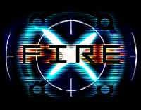X-fire logo