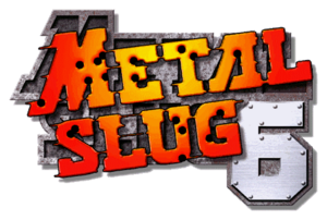 Metal Slug 6 Logo