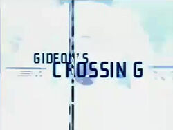 Gideon's Crossing title
