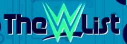 The WWE List