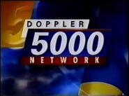 WEWS Logo 1998 d Doppler 5000 Network