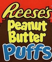 Reese's Puffs 1994 logo