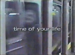 Time of Your Life pilot