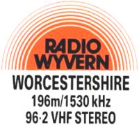 Wyvern Worcestershire 1982