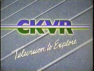 CKVR 1980s
