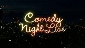Comedy Night Live 2015
