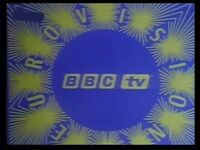 Eurovision BBC TV 1974