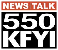 NewsTalk 550 KFYI