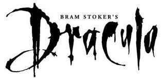 Bram strokers dracula logo
