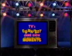 TV's Funniest Game Show Moments -2 Alt