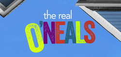 The Real ONeals abc logo