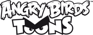 Angry Birds Toons logo