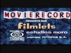 Movie record 1954-1956