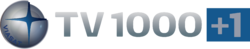TV1000 1 logo 2009