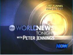 World News Tonight 2001