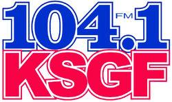 104.1 FM KSGF