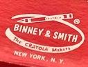 BinneyandSmith1958logowhitevariant