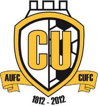 Cambridge United FC logo (100th anniversary)