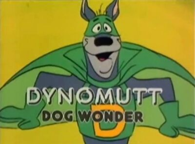 Dynomutt Dog Wonder Hanna Barbera 1978-500x370
