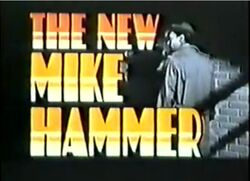 The New Mike Hammer
