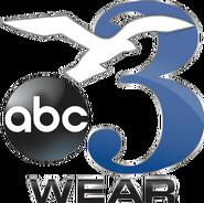 WEAR-TV logo