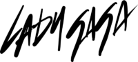 Born This Way-handwriting logo