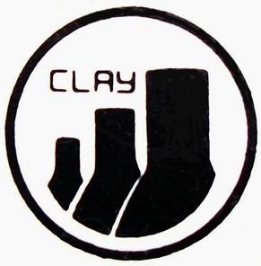 Clay Records logo