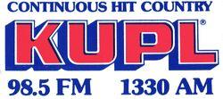 KUPL 98.5 FM 1330 AM