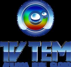 Logo tv tem afiliada rede globo - 4k