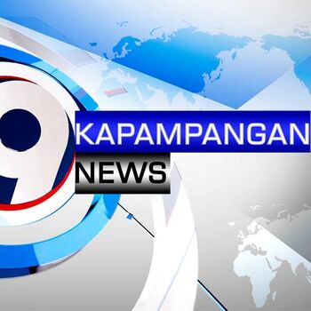 9TV Kapampangan News Indent