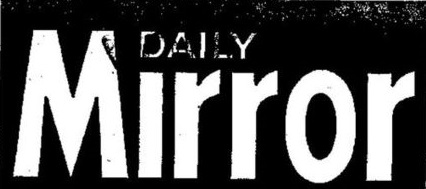 Daily Mirror 1970-1972