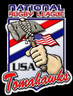 United States Tomahawks logo (until 2010)