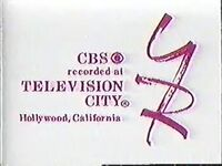 CBS Television City 1993-Young and the Restless