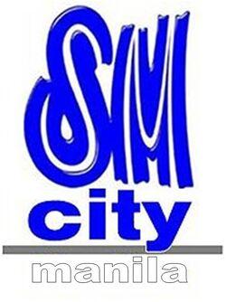 SM City Manila logo 2007