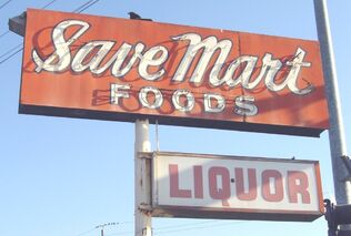 Save Mart Old Logo